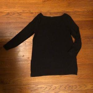 Gap maternity black tunic